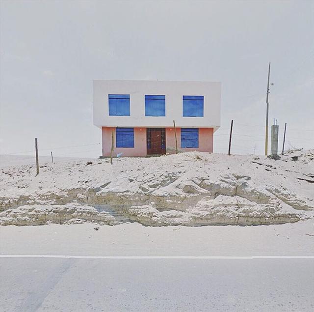 Arequipa, no Peru