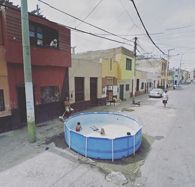 Callao, no Peru