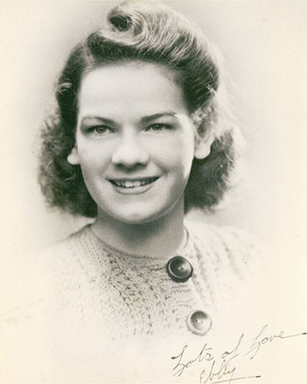 Evelyn Francis McHale