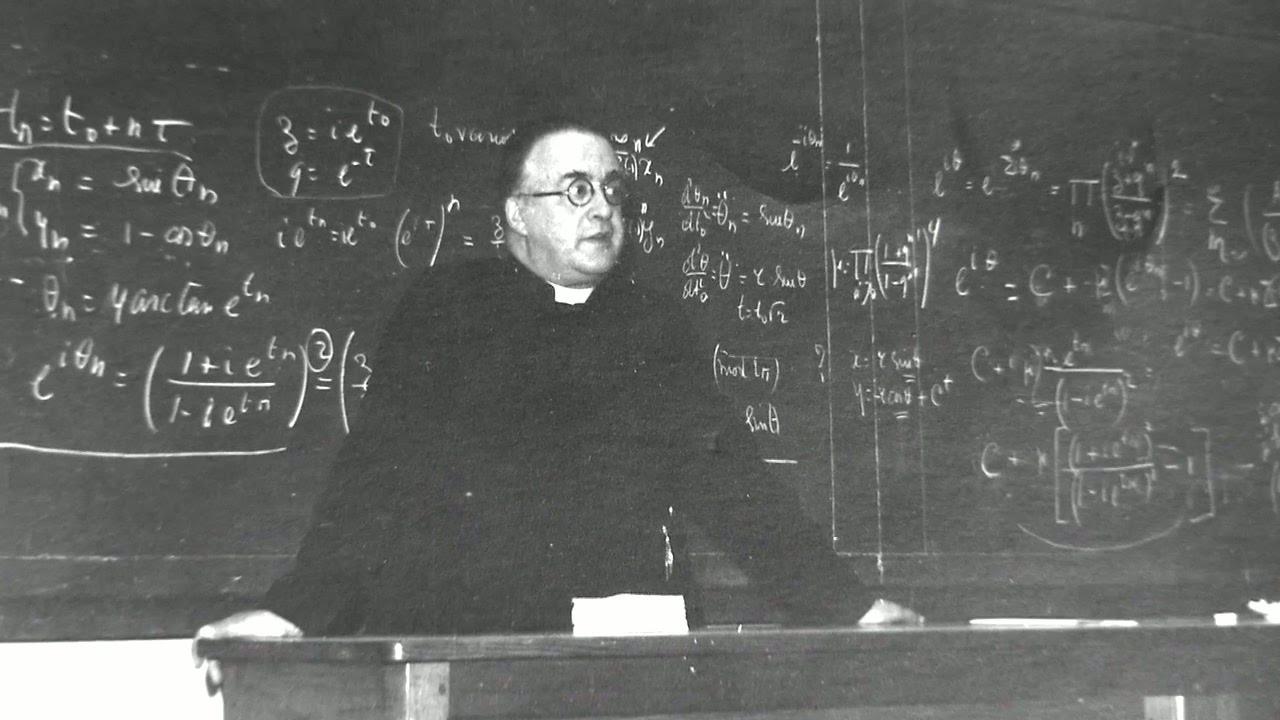 Georges Lamaître