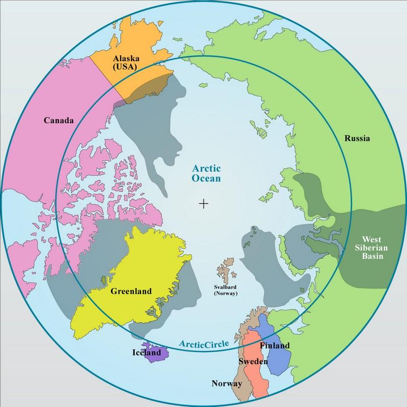 Alasca e Rússia
