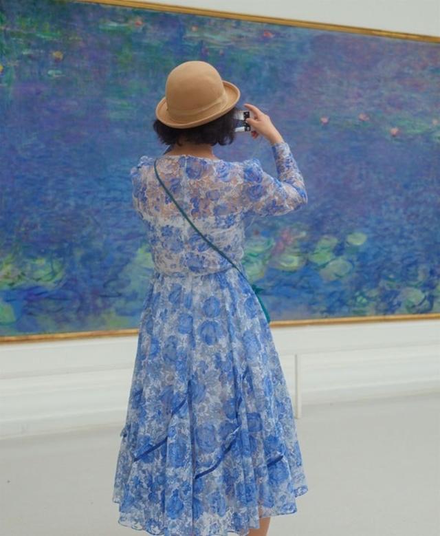 quadros em exposição