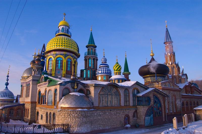 Templo de todas as religiões