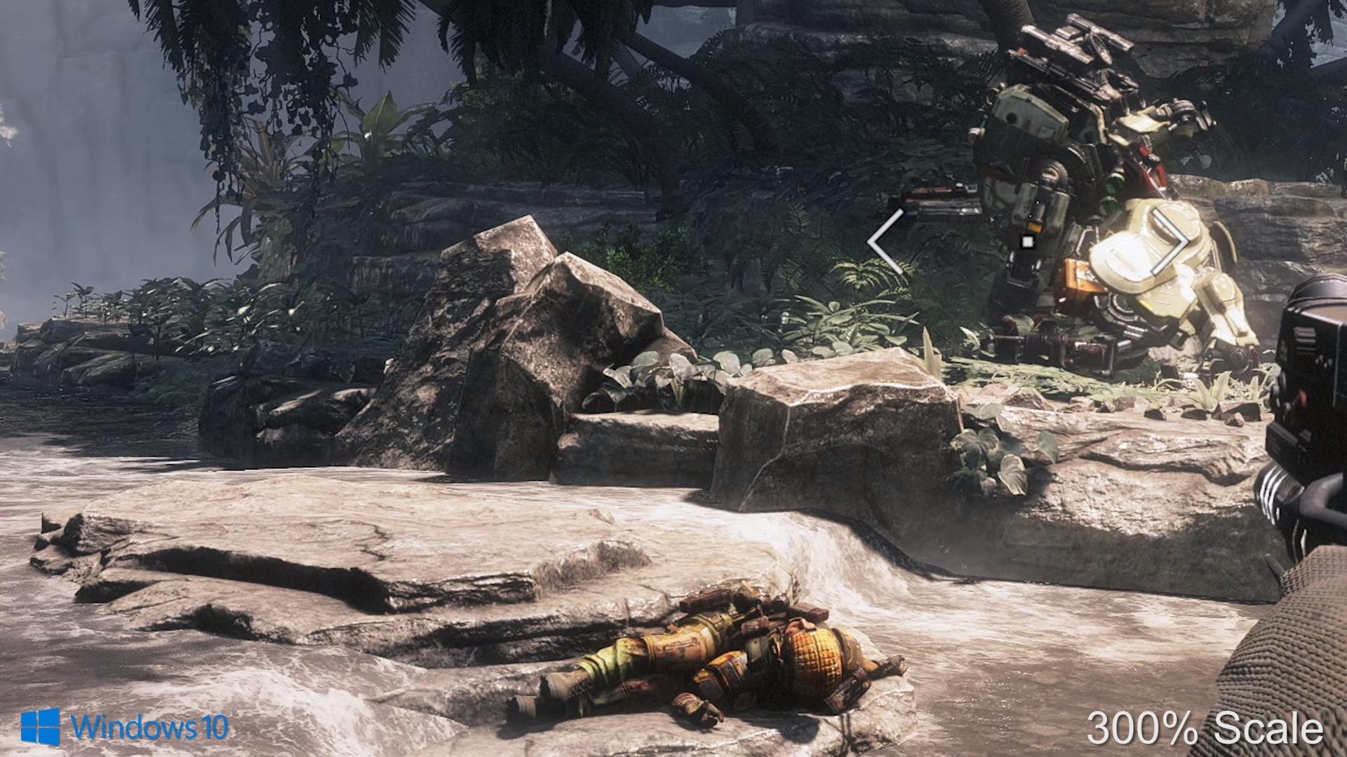 Inferior ao esperado: há alguma coisa errada em Titanfall 2 do Xbox One X