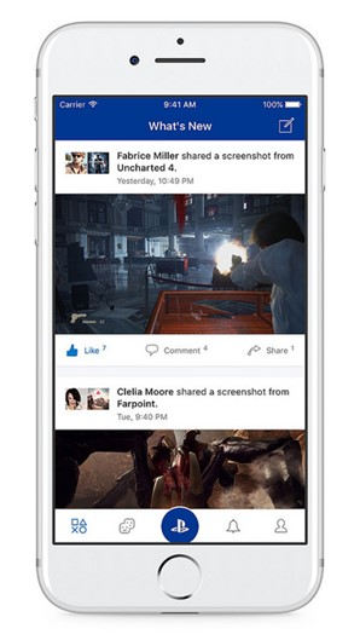 PlayStation App recebe retrabalho visual no Android e iOS a partir de hoje