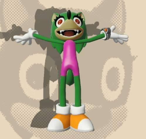 Sanic? Jogadores estão criando personagens bizarríssimos em Sonic Forces