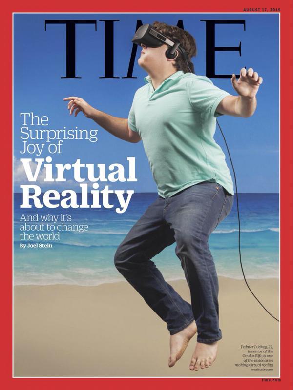 Time Oculus Rift