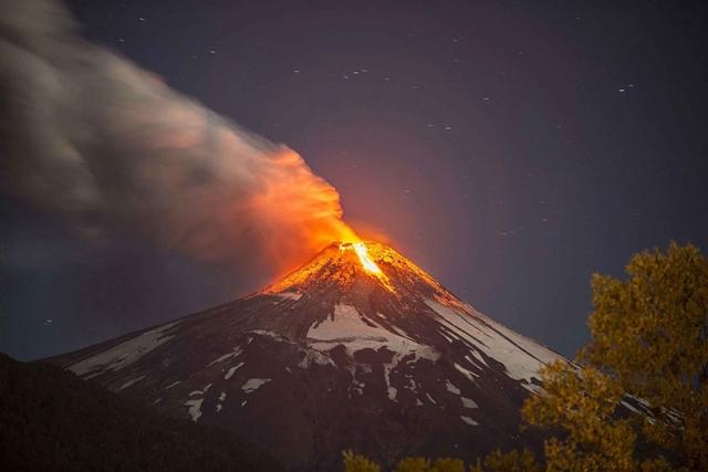 Villarica, no Chile
