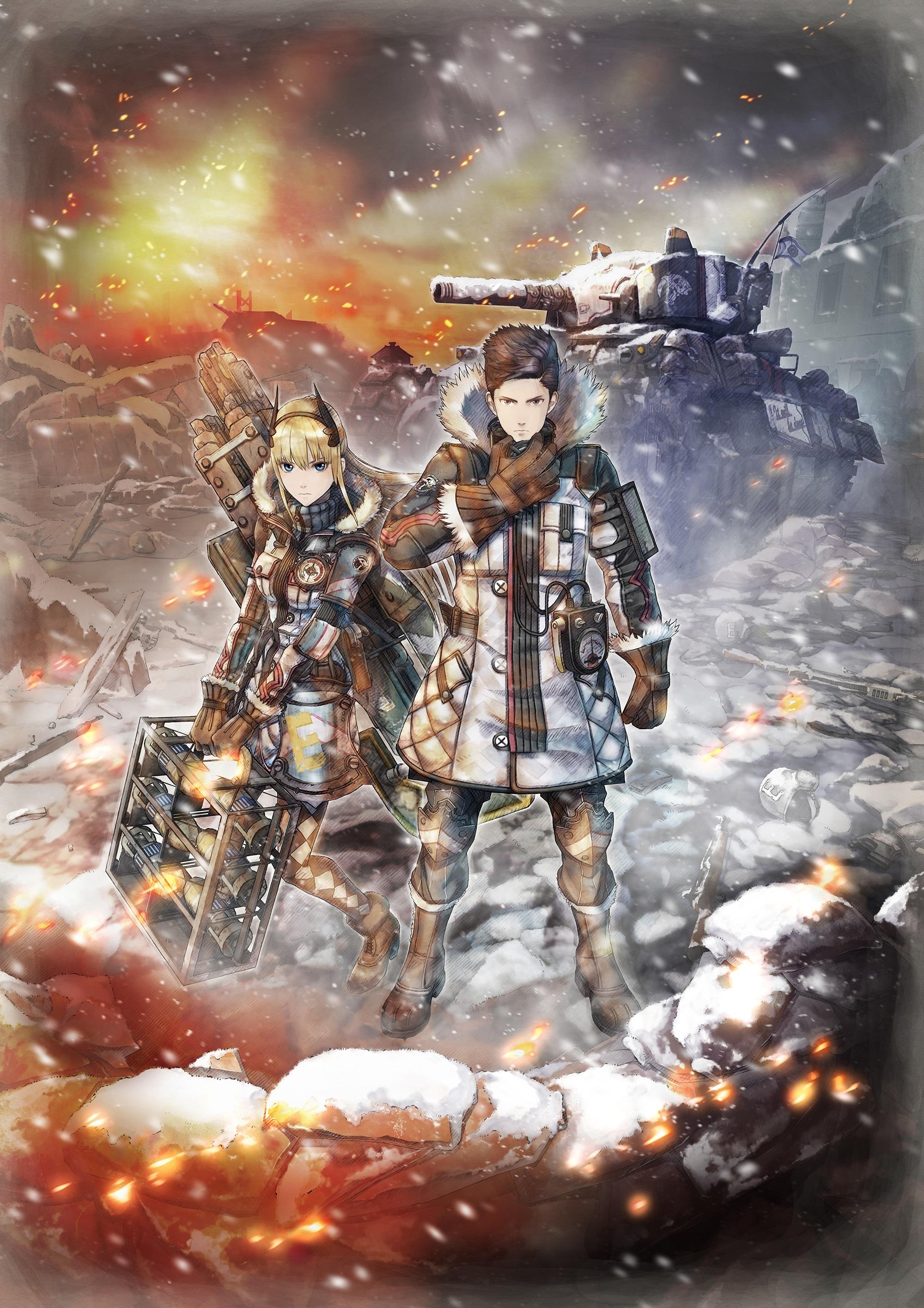 Valkyria Chronicles 4 é anunciado para PS4, Xbox One e Switch
