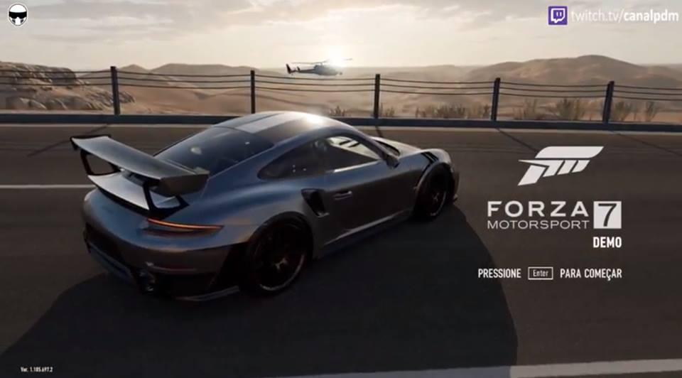 Boato desmentido: imagem que mostra Forza Horizon 4 no Japão é falsa