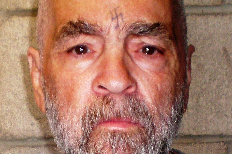 Charles Manson idoso