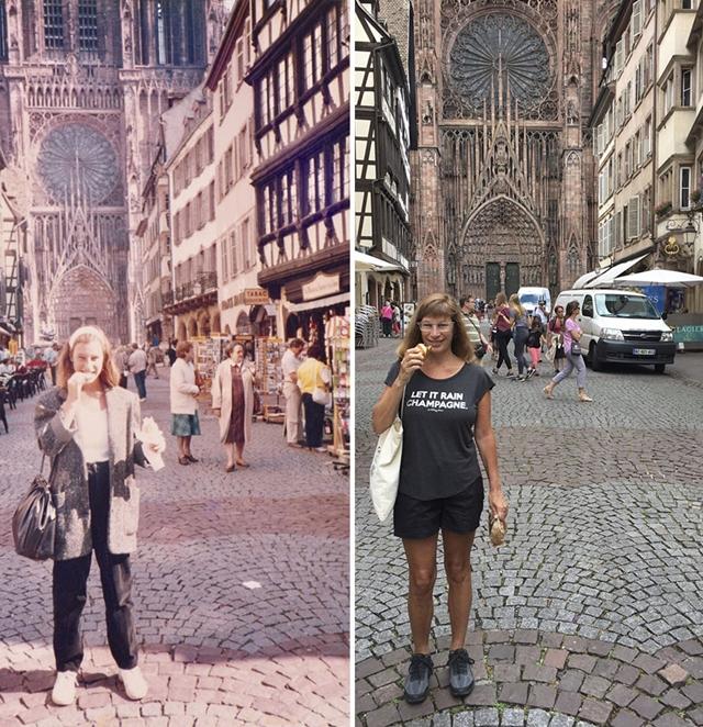 Estrasburgo, na França