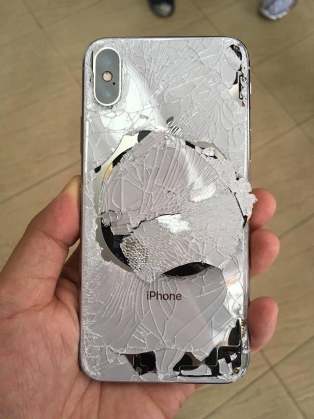 novo smartphone