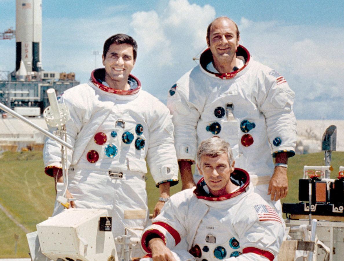 Tripulação da Apollo 17