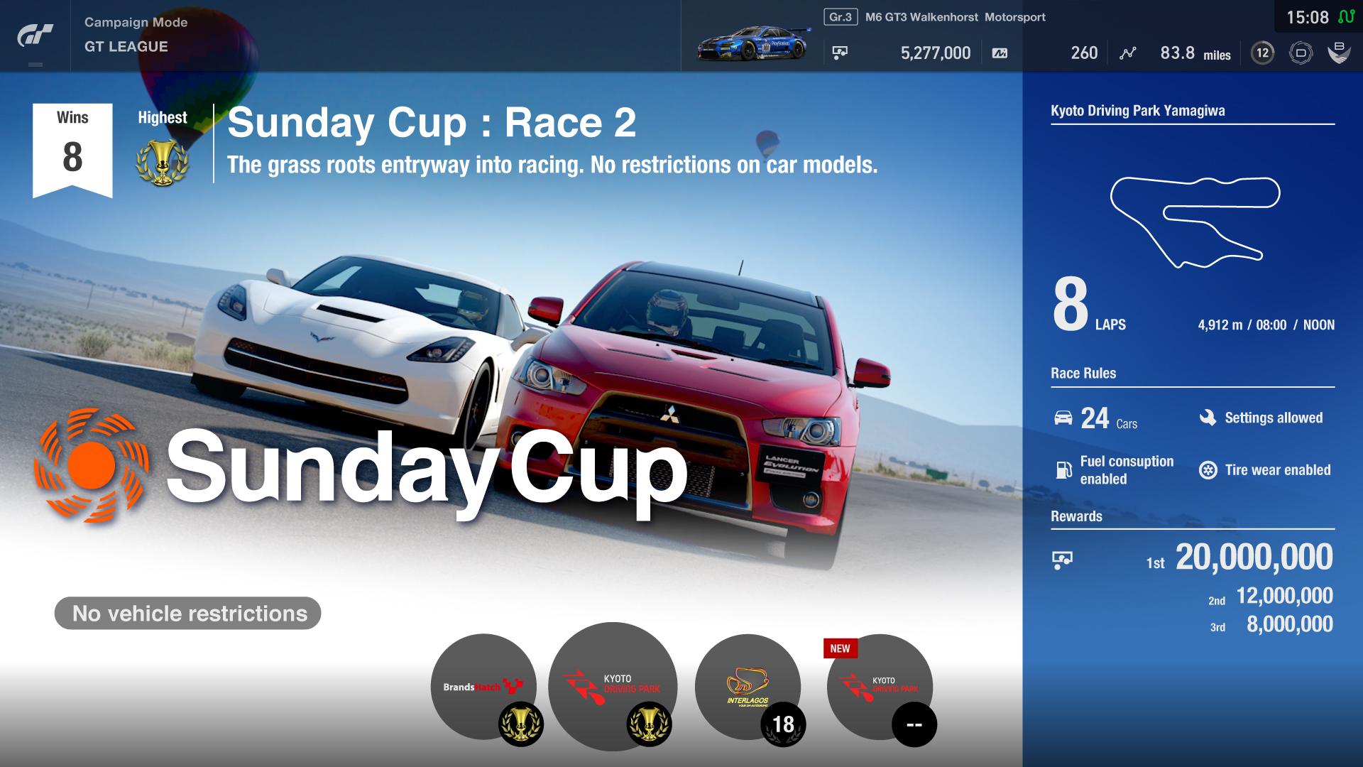 Gran Turismo Sport vai ganhar mais modos offline e a nova GT League