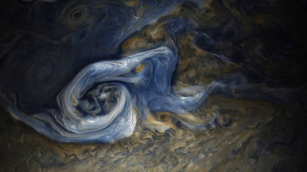 Júpiter ou Van Gogh