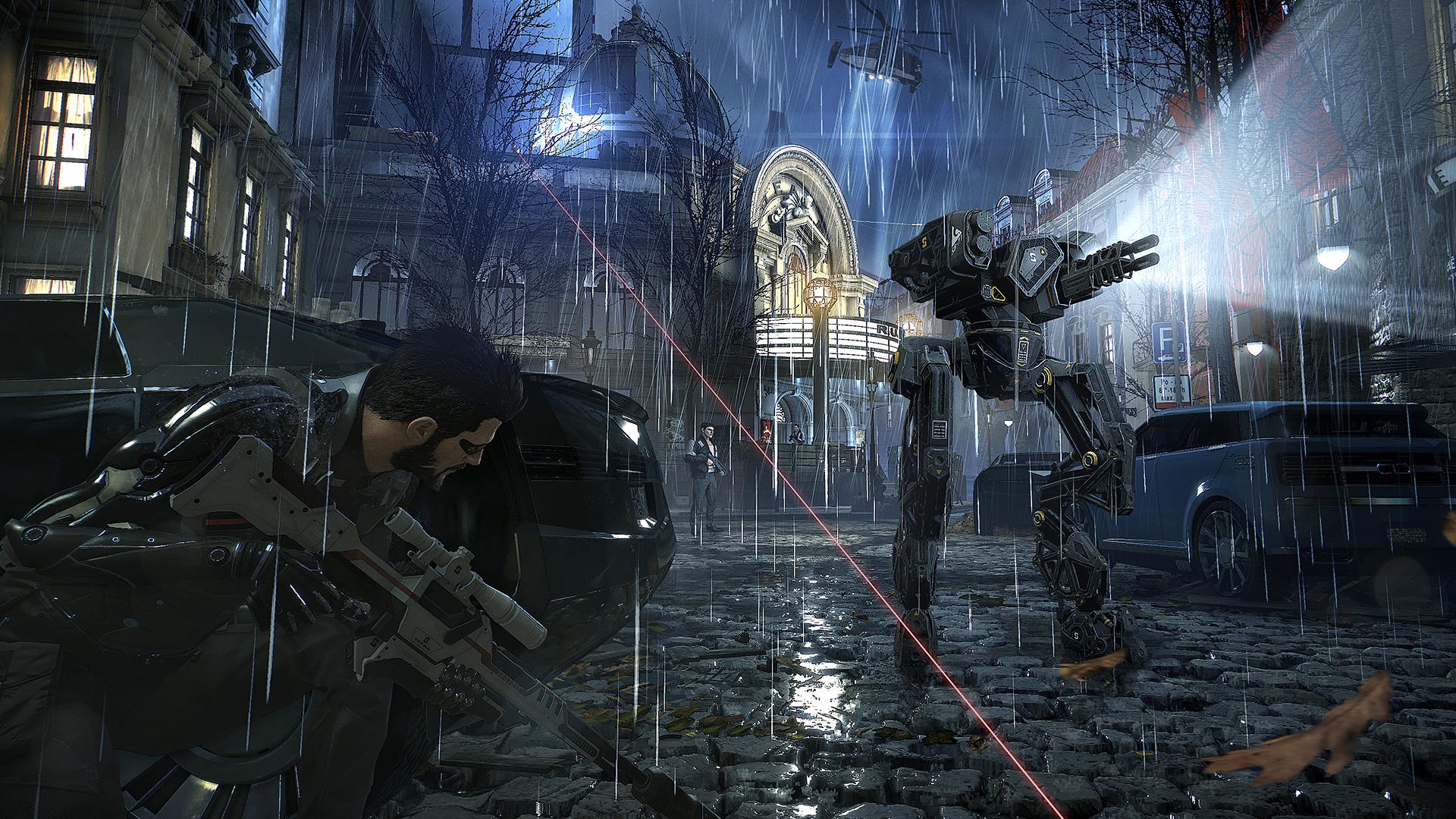 Deus Ex apenas está em hiato e não morreu, garante Square Enix | Voxel
