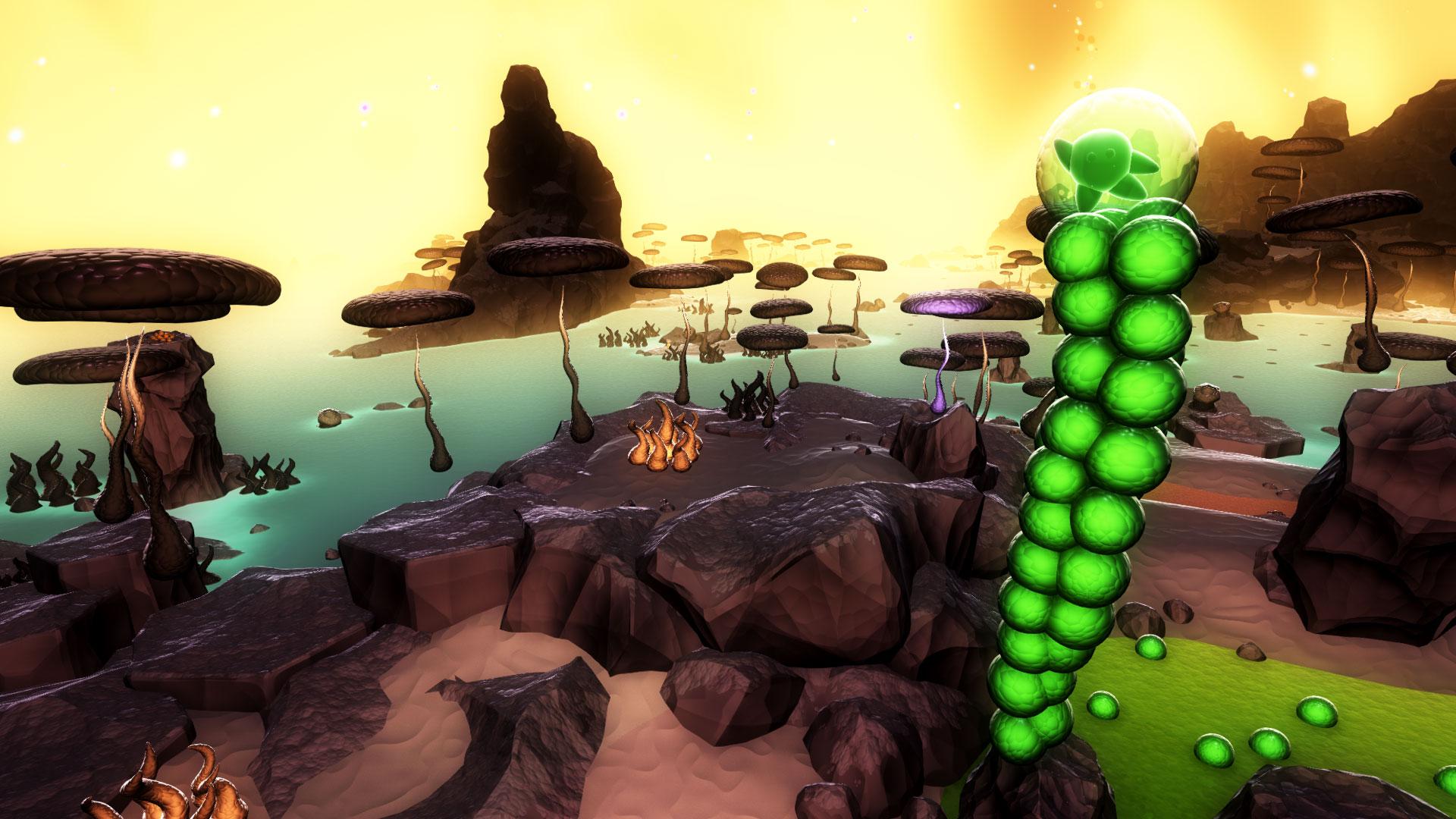Ode é o novo jogo musical dos responsáveis por Grow Home e Atomega