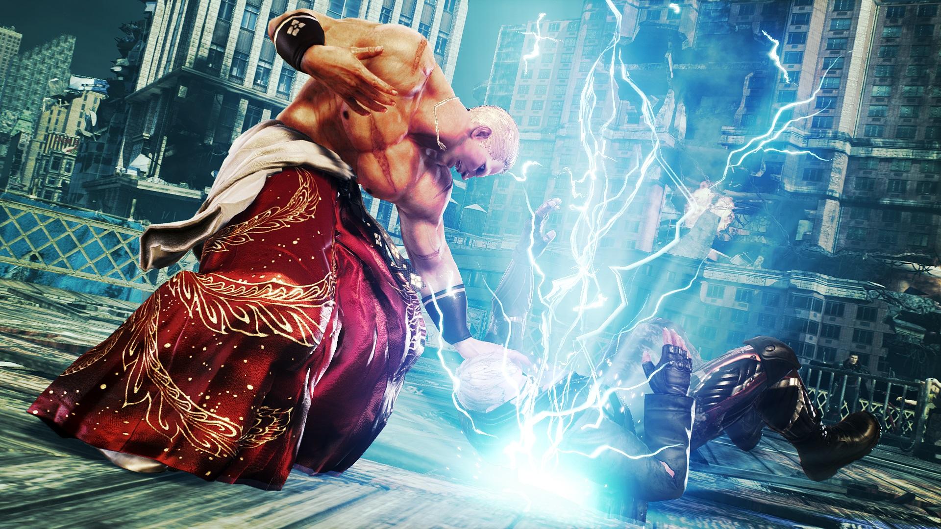 Geese Howard ganha data para começar a quebrar tudo em Tekken 7