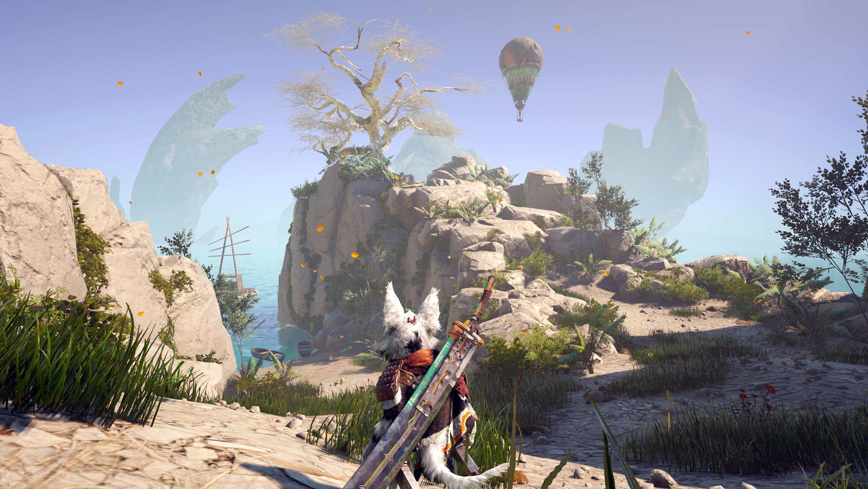 Biomutant, RPG de mundo pós-apocalíptico, recebe diversas imagens novas