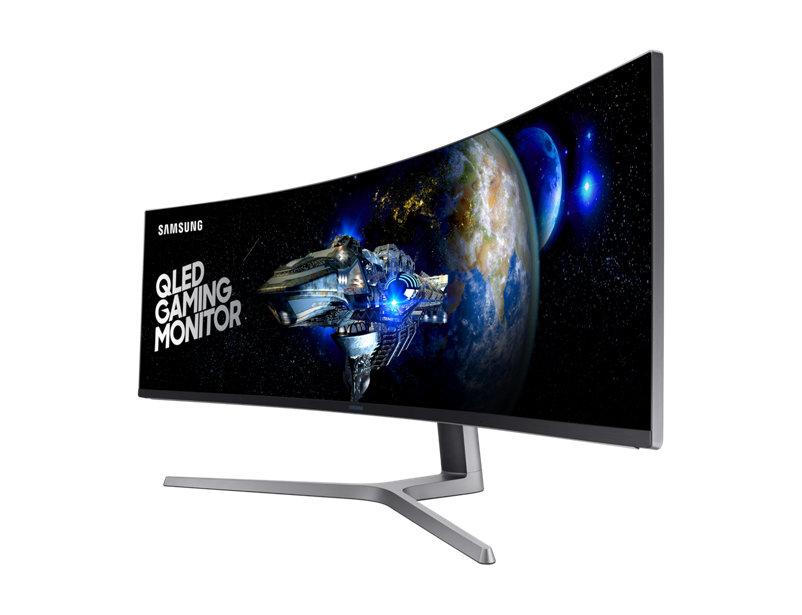 Samsung traz monitor gamer QLED gigante ao Brasil por mais de R$ 10 mil