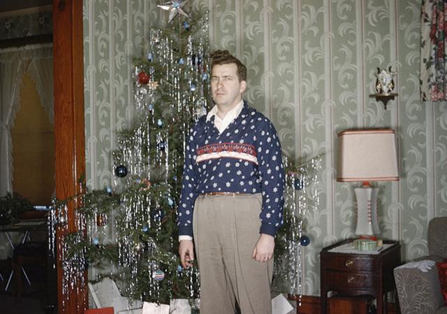fotos antigas natal