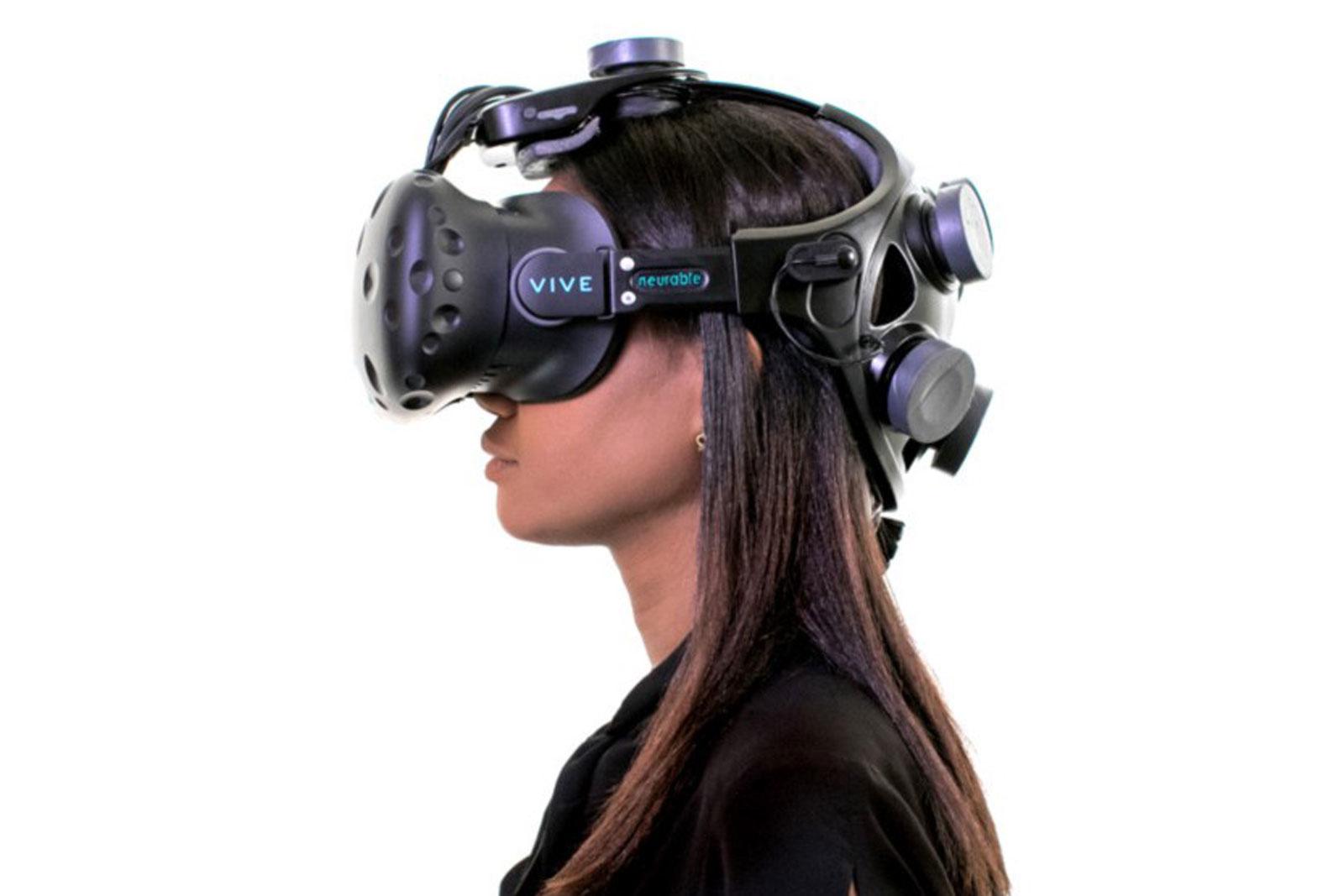 HTC trabalha com empresa para criar realidade virtual com controle mental