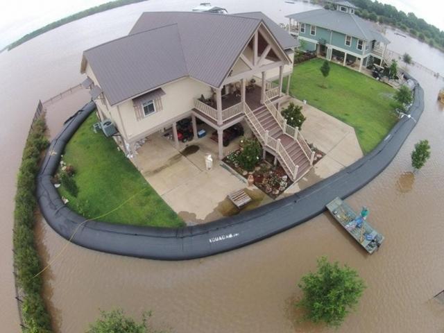cobre inundações