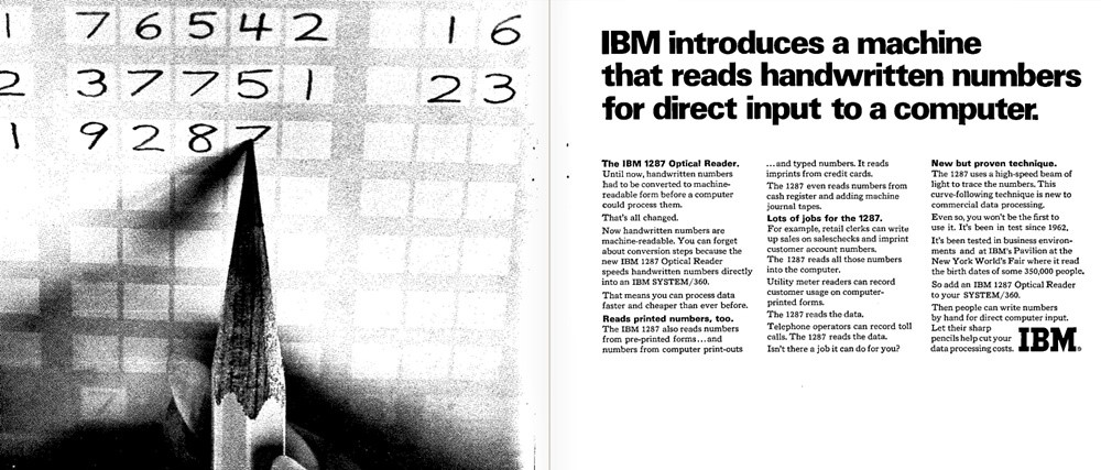 computers and automation ibm