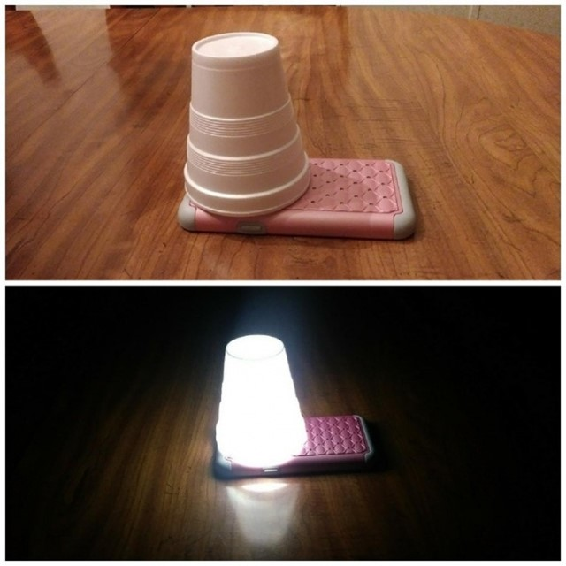 Potencializando lanternas