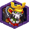 Logo Tactical Monsters Rumble Arena ícone