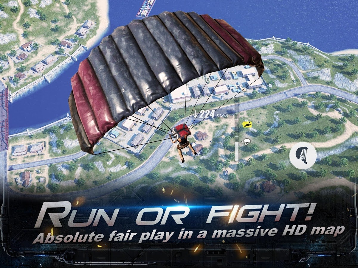 rules of survival mobile game download