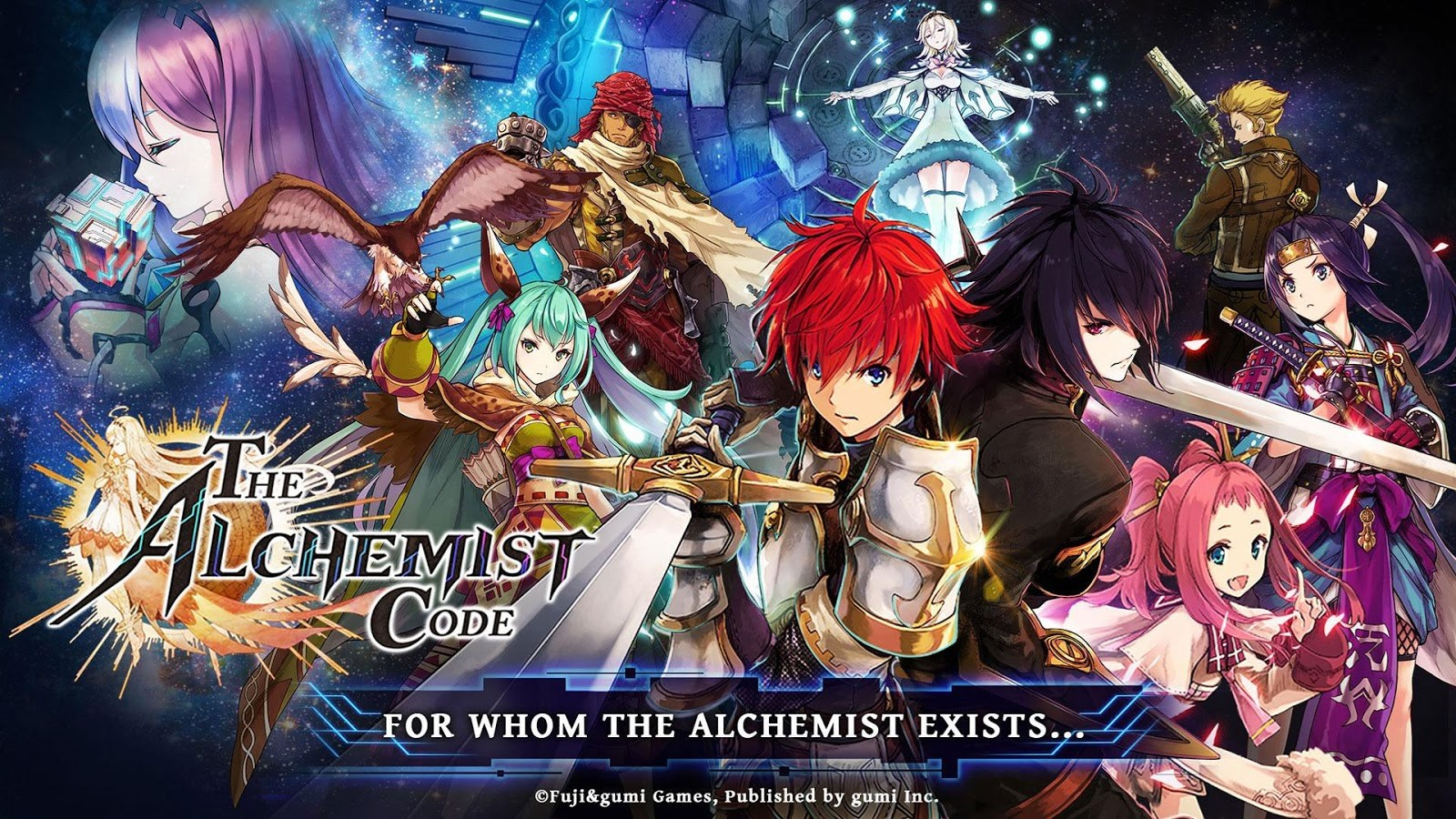 The Alchemist Code - Imagem 1 do software