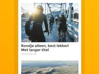 Imagem 4 do Relive Running & Cycling