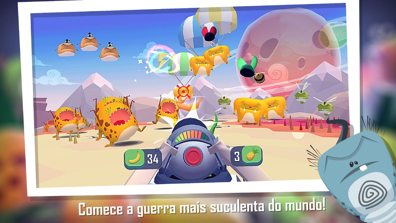 Minion Shooter : Smash Anarchy - Imagem 1 do software