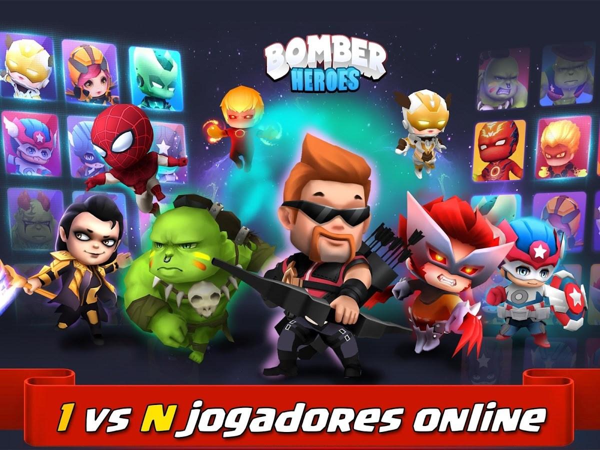 Bomber Heroes : 3D Boom Online - Imagem 1 do software