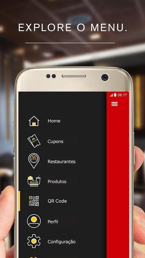 McDonald`s App - Imagem 2 do software