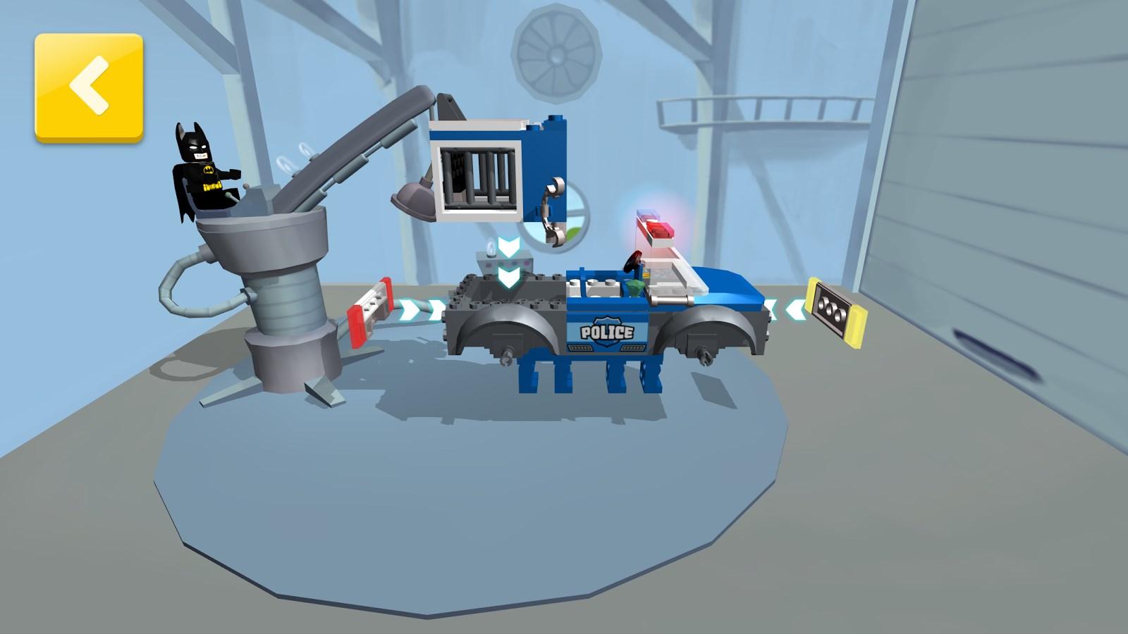 LEGO® Juniors Create & Cruise - Imagem 1 do software