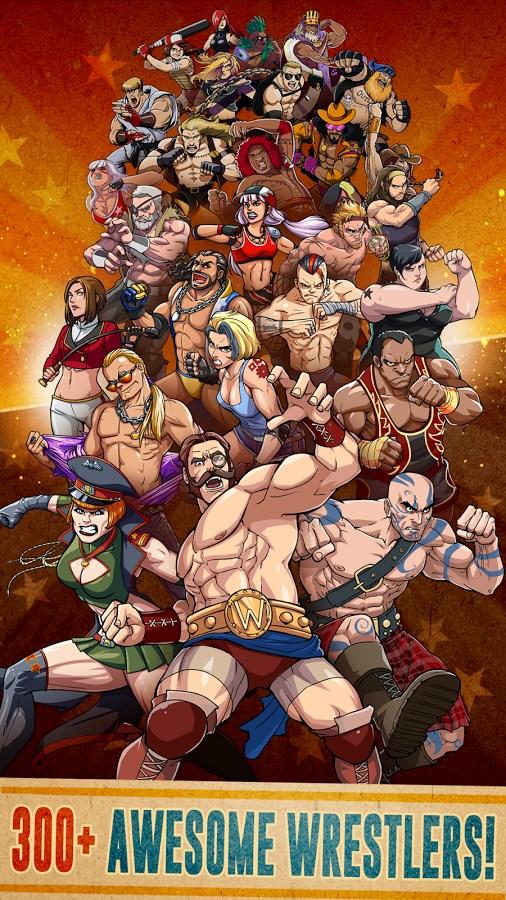 The Muscle Hustle: Slingshot Wrestling - Imagem 2 do software