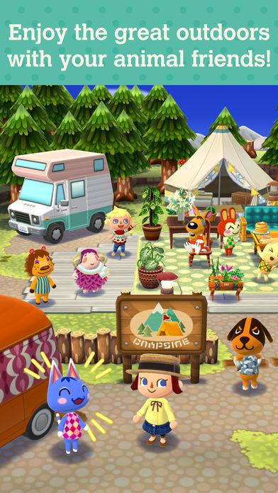 Animal Crossing: Pocket Camp - Imagem 2 do software