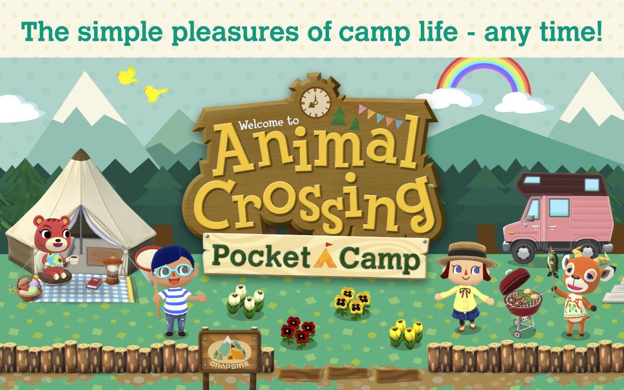 Animal Crossing: Pocket Camp - Imagem 1 do software