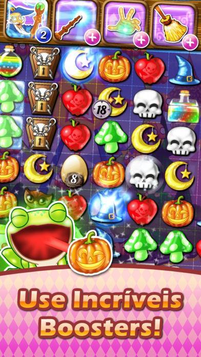 Witch Puzzle - Quebra-Cabeças - Imagem 1 do software