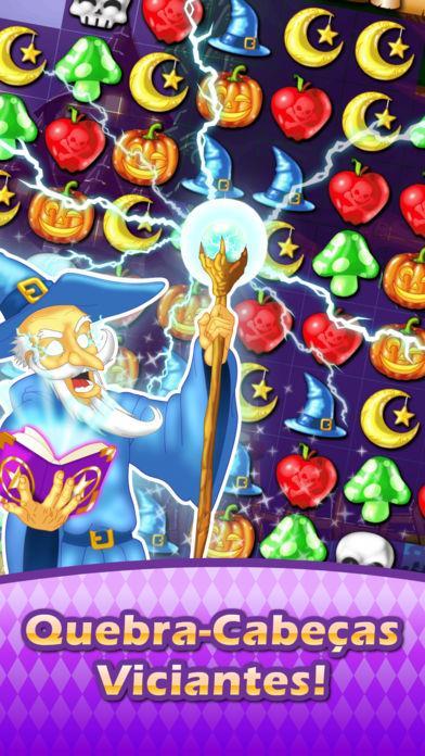 Witch Puzzle - Quebra-Cabeças - Imagem 2 do software