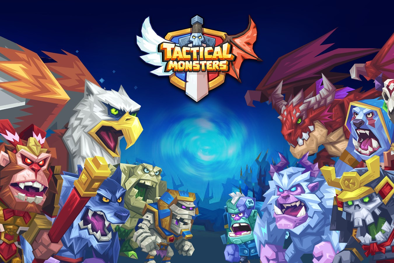Tactical Monsters Rumble Arena - Imagem 1 do software