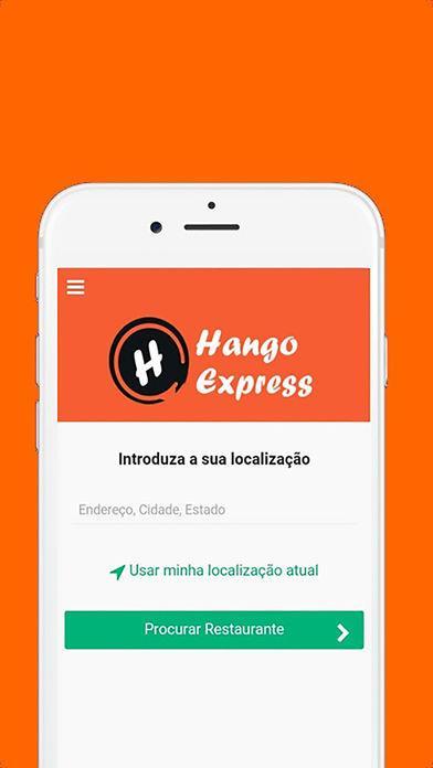 Hango Express Delivery Comida - Imagem 1 do software