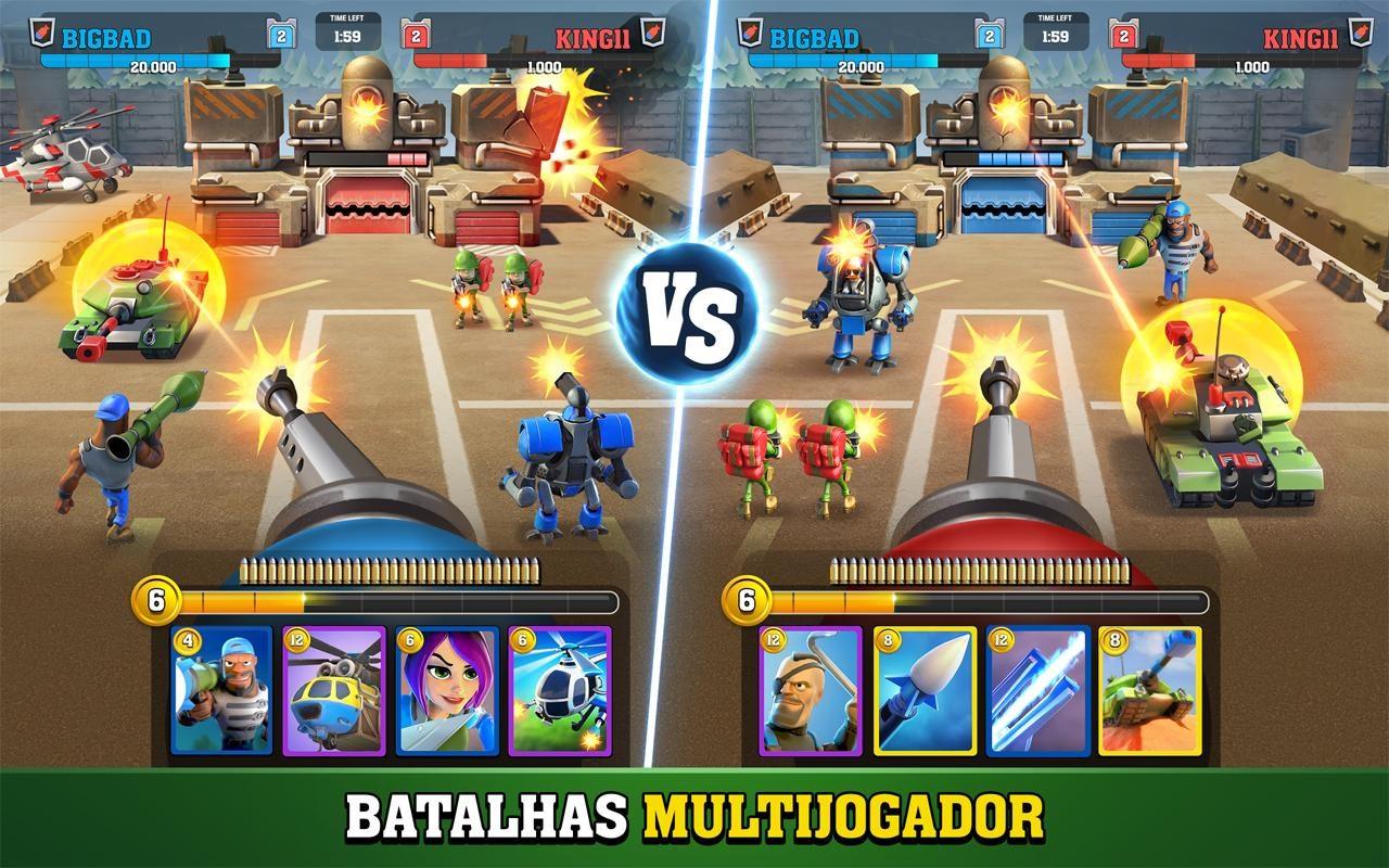 Mighty Battles - Imagem 1 do software