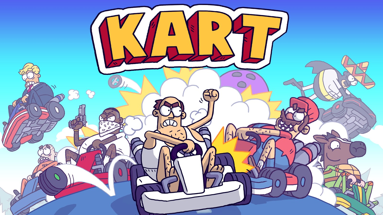 Kart: Free Racing - Imagem 1 do software