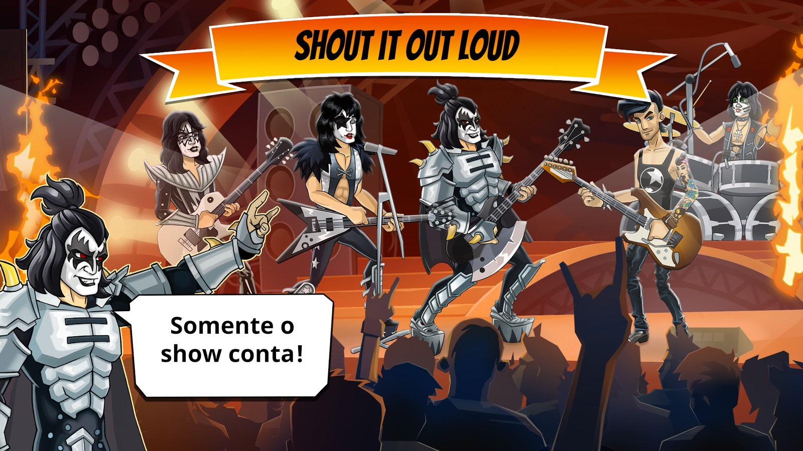 KISS Rock City - Imagem 1 do software