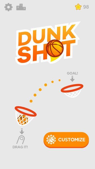 Dunk Shot - Imagem 1 do software