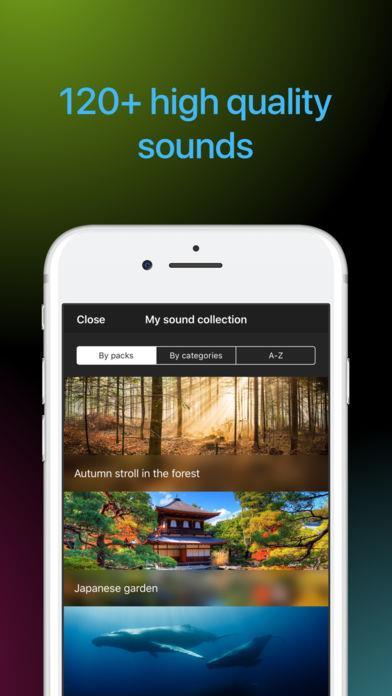 TaoMix 2 - Relax, Sleep, Focus - Imagem 2 do software